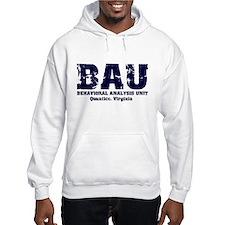 BAU Criminal Minds Hoodie Sweatshirt