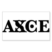 ASCE Decal