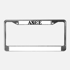 Cute Piece License Plate Frame