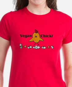 Vegan Chick Tee