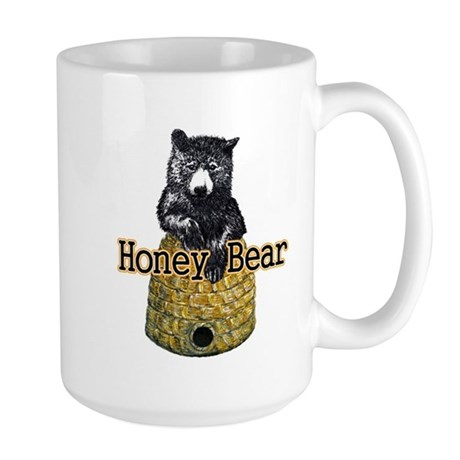 Honey Bear Large Mug