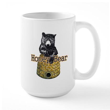Honey Bear Large Mug