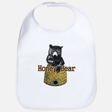 Honey Bear Bib