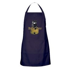 Honey Bear Apron (dark)