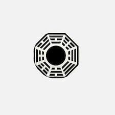 Dharma Initiative Mini Button