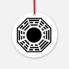 Dharma Initiative Ornament (Round)