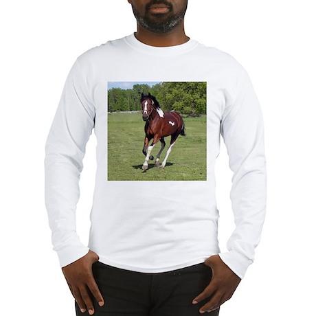 Pinto Foxtrotter Long Sleeve T-Shirt
