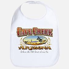 Cave Creek Roper Bib