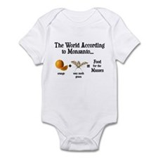 GM Foods Infant Bodysuit