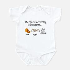 GM Foods Infant Bodysuit