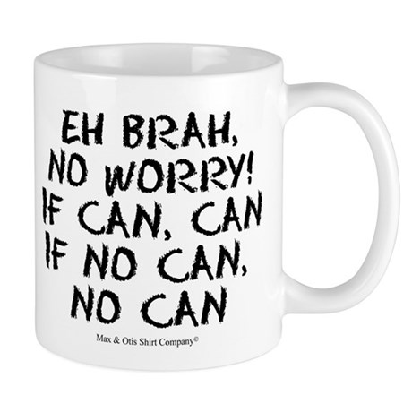 No Can! Mug