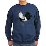 Macho Duckwing Gamecock Sweatshirt (dark)