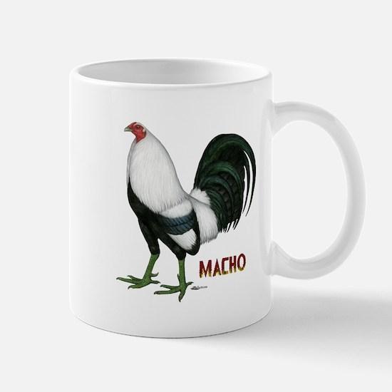 Macho Duckwing Gamecock Mug