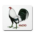 Macho Duckwing Gamecock Mousepad