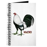 Macho Duckwing Gamecock Journal