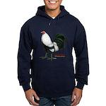 Macho Duckwing Gamecock Hoodie (dark)