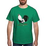 Macho Duckwing Gamecock Dark T-Shirt