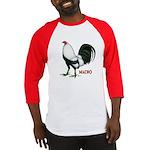 Macho Duckwing Gamecock Baseball Jersey