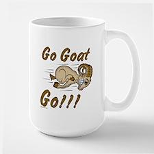 Funny Go Goat GO Mug