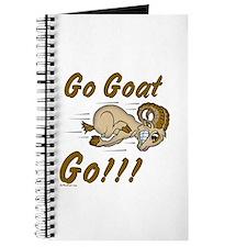 Funny Go Goat GO Journal