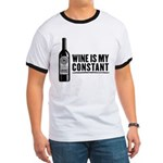 Wine Is My Constant Ringer T
