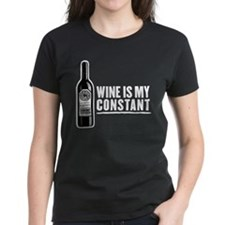 Wine Is My Constant Tee