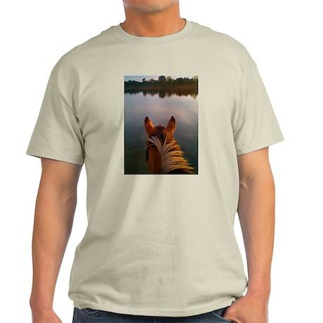 Bonnie Horizon Ash Grey T-Shirt