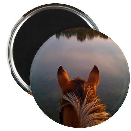 "Bonnie Horizon 2.25"" Magnet (10 pack)"