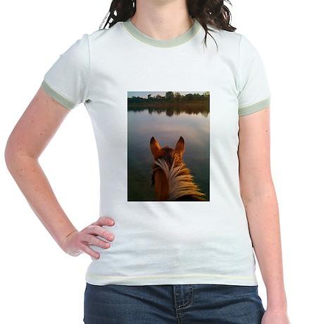 Bonnie Horizon Jr. Ringer T-Shirt