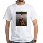 Bonnie Horizon White T-Shirt