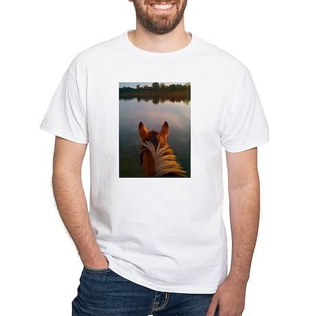 Bonnie Horizon White T-Shirt