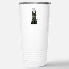 Scottish Terrier Chef Stainless Steel Travel Mug