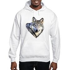GRAY WOLF Hoodie