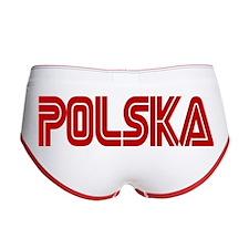 Polska Women's Boy Brief