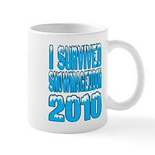 Snowmageddon 2010 Mug