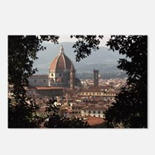 Duomo, Florence Postcards (Package of 8)