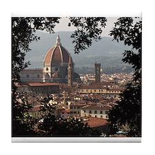 Duomo, Florence Tile Coaster
