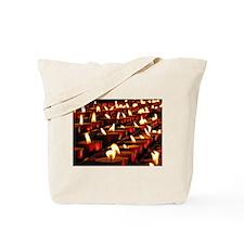 Many Prayers Tote Bag