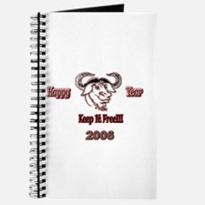 Happ GNU Year 2006 Journal