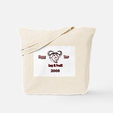 Happ GNU Year 2006 Tote Bag