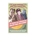 Doctor Fabulous Mini Poster Print