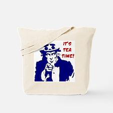 Tea Time! Tote Bag