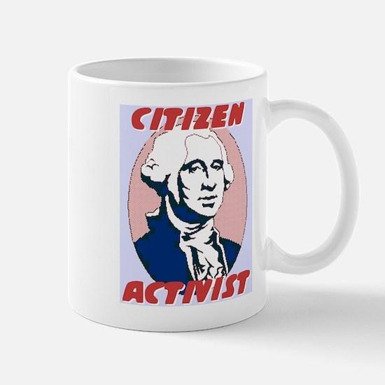 citizen activist Mug