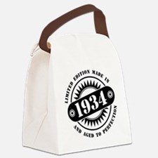 LIMITED EDITION MADE IN 1934 Canvas Lunch Bag