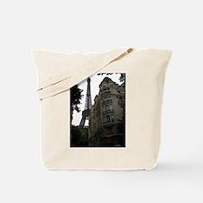 Eiffel in Summer Tote Bag