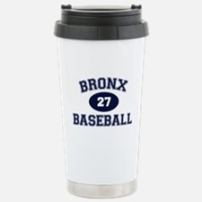 Bronx Baseball Travel Mug