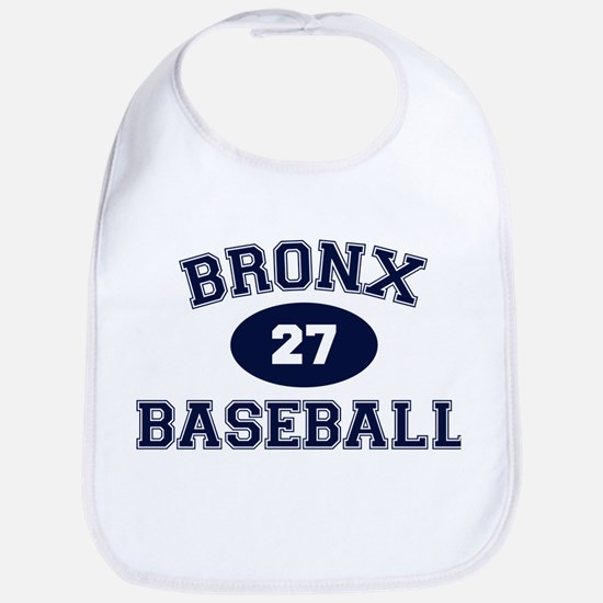 Bronx Baseball Bib