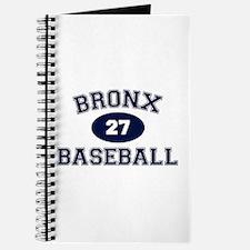 Bronx Baseball Journal