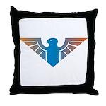 Eagle Icon Throw Pillow