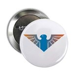 """Eagle Icon 2.25"""" Button (100 pack)"""
